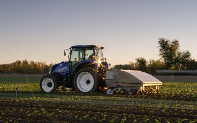 Innovative Smart Cultivator Knows Weeds From Crops