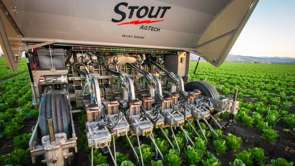 Stout Industrial Technology Launches the Smart Cultivator